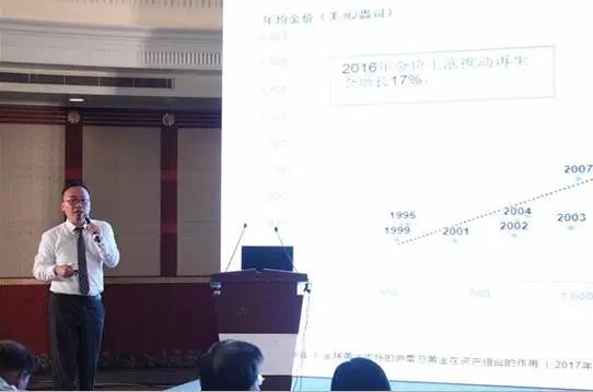 """第十四届上海衍生品市场论坛 """"招金专场""""研讨会圆满举办"""