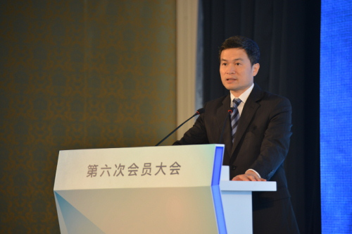 方星海副主席在上海期货交易所第六次会员大会上的讲话